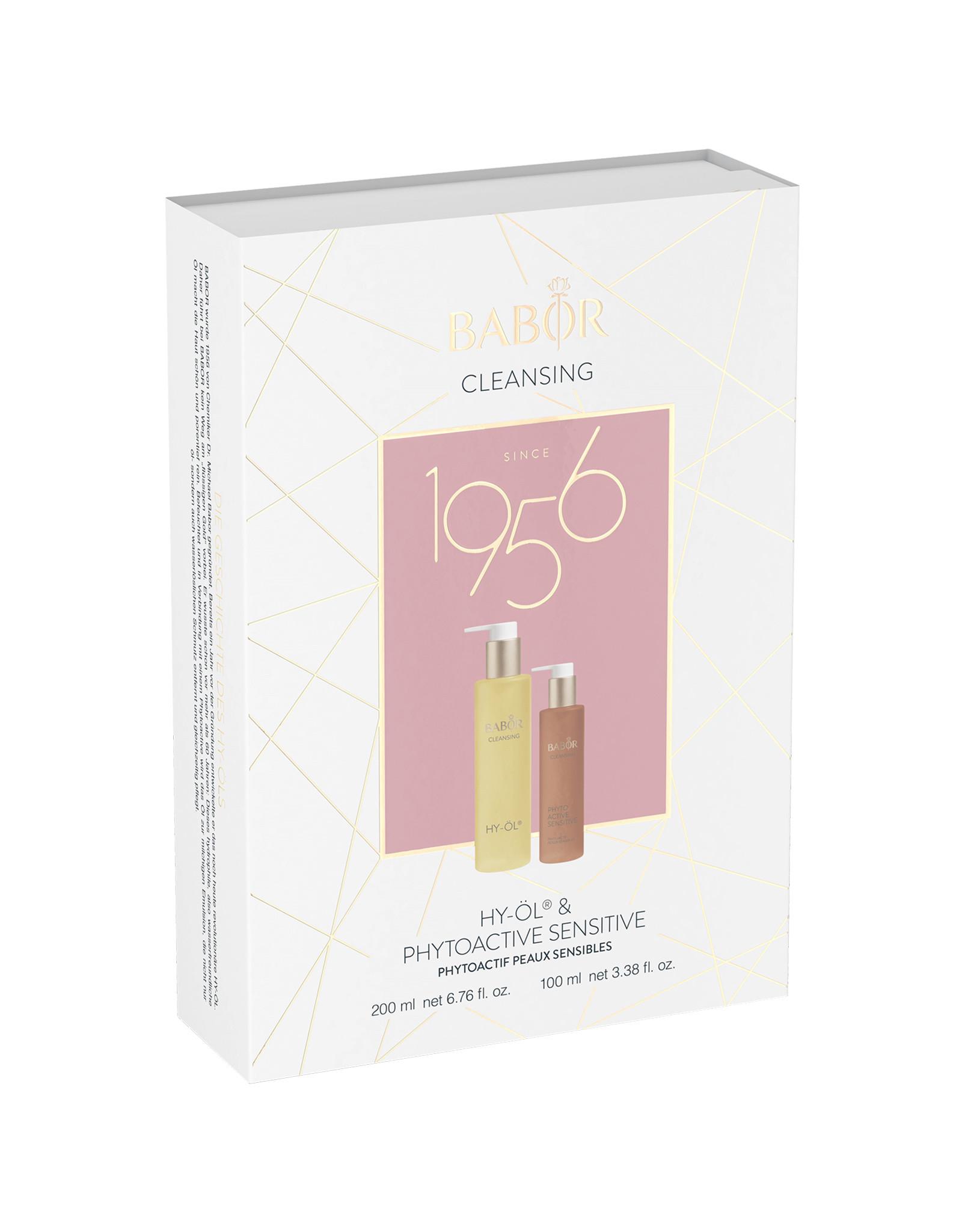 BABOR CLEANSING PROMOSET HY-ÖL & SENSITIVE 2021 2 SET
