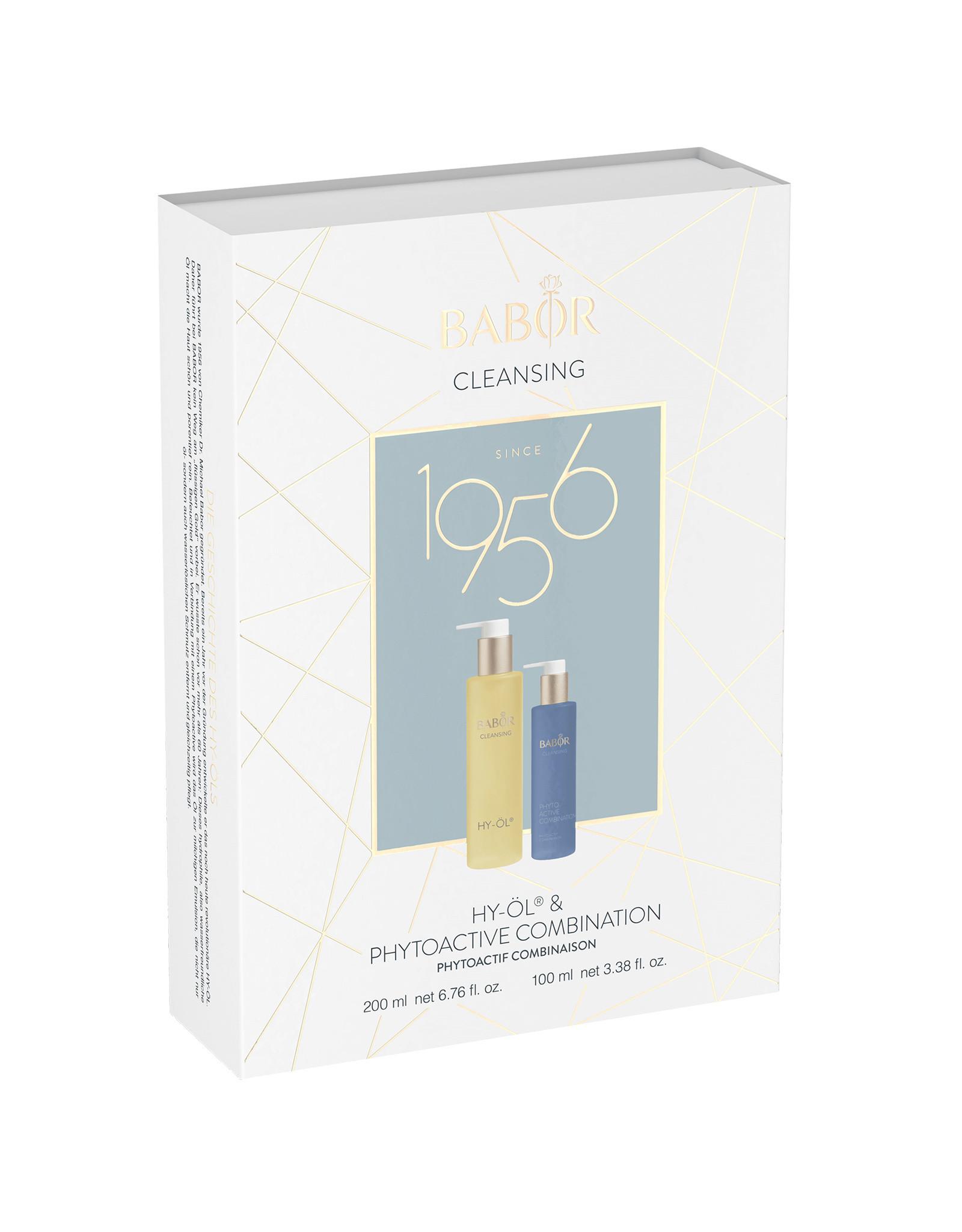 BABOR CLEANSING PROMOSET HY-ÖL & COMBINATION 2021 2 SET