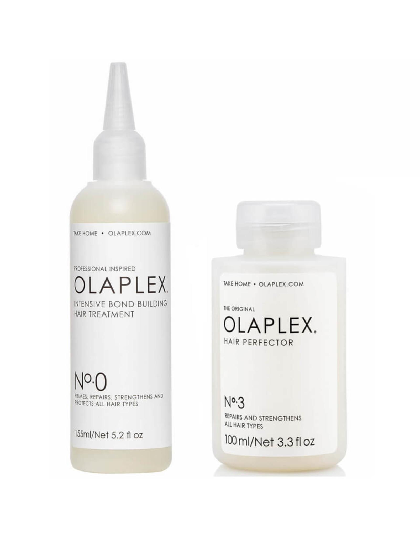 OLAPLEX SALON TREATMENT - HERSTELBEHANDELING OLAPLEX ®️