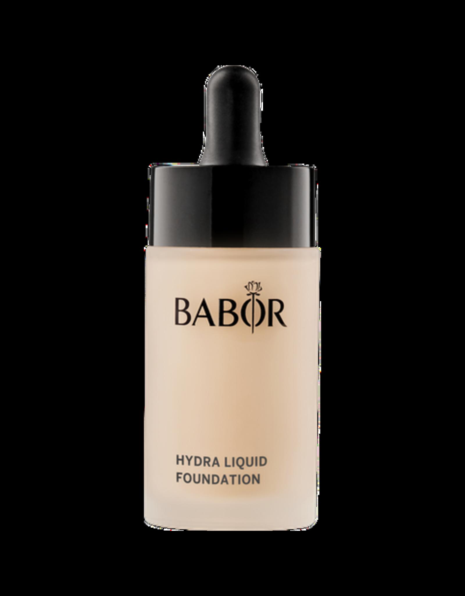 BABOR HYDRA LIQUID FOUNDATION 05 IVORY
