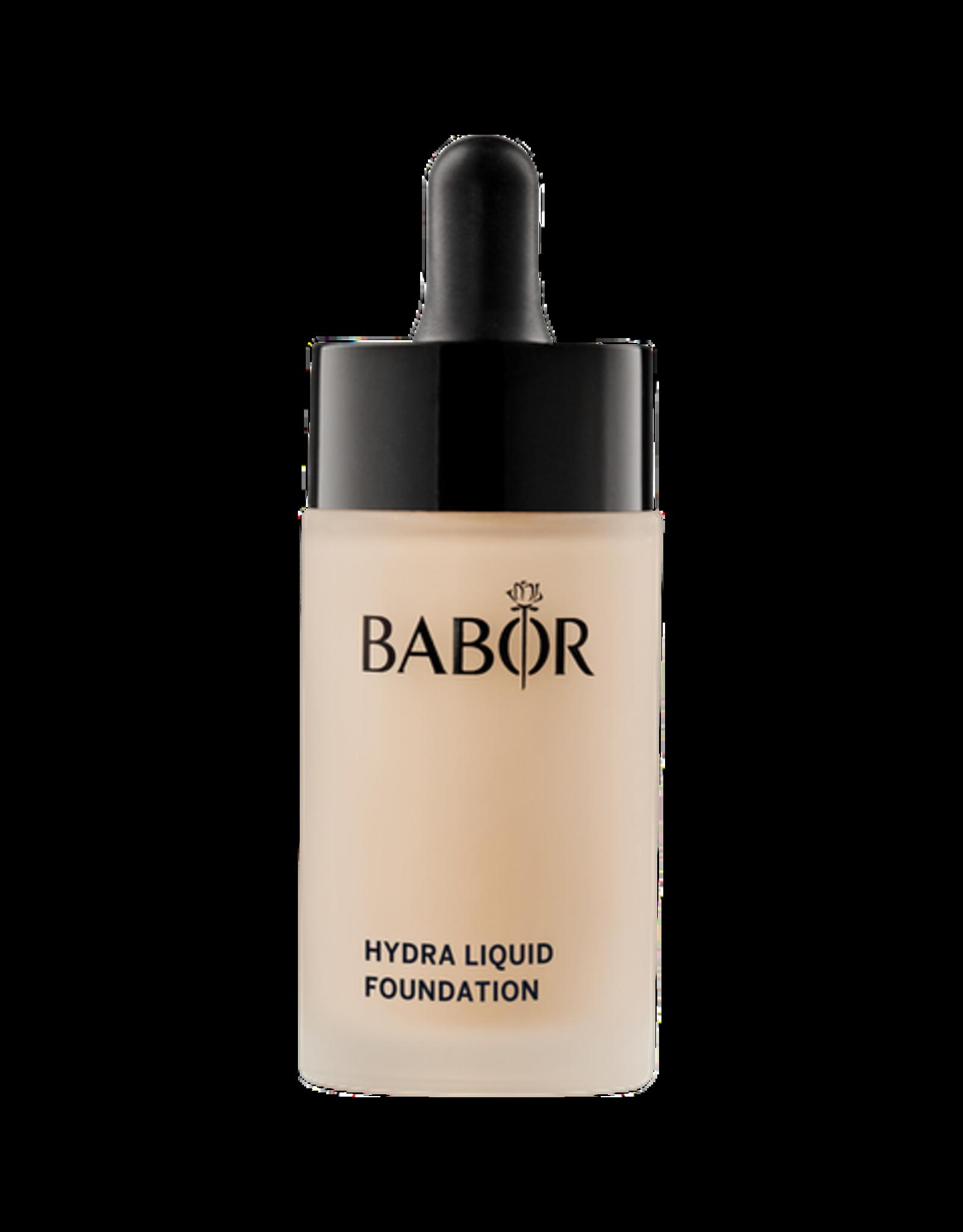 BABOR HYDRA LIQUID FOUNDATION 06 NATURAL