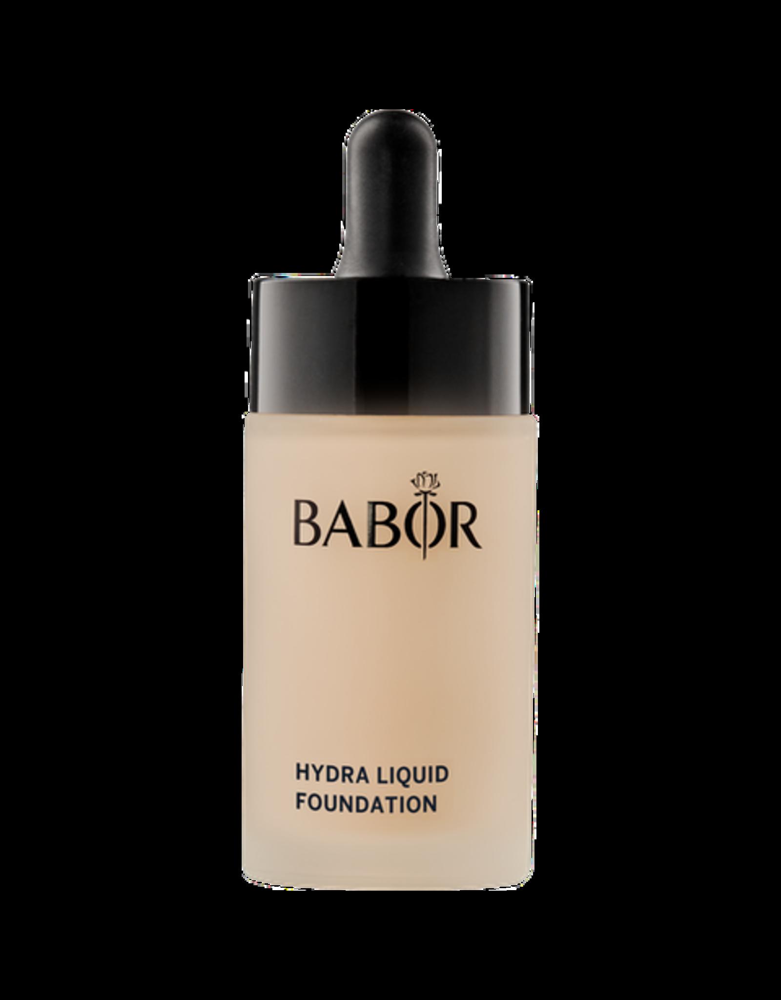 BABOR HYDRA LIQUID FOUNDATION 08 SUNNY