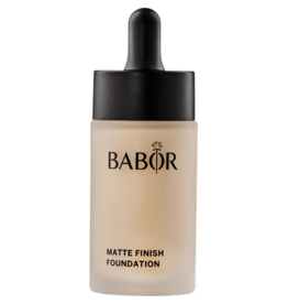BABOR MATTE FINISH FOUNDATION 03 NATURAL