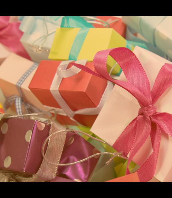 QUIKSILVER Ingepakt in Quiksilver cadeaupapier