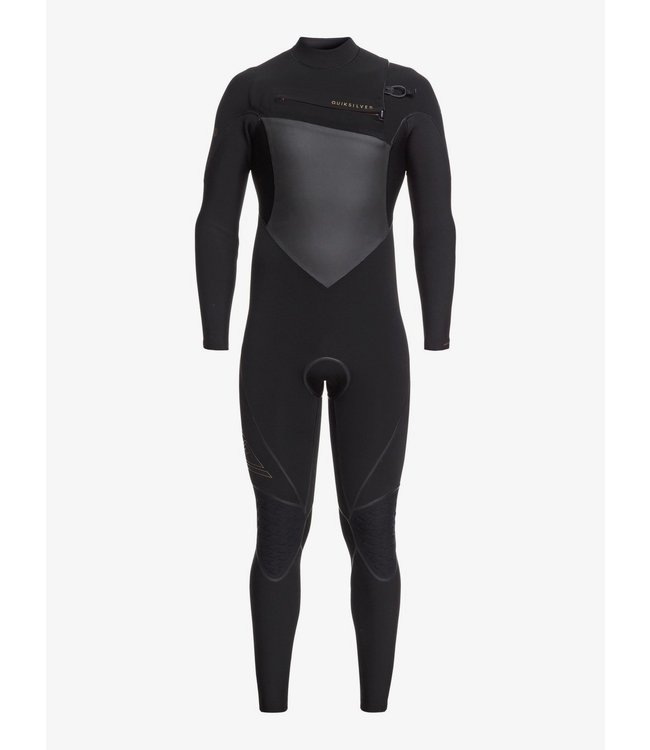 QUIKSILVER 4/3mm Highline Plus - Wetsuit met een borstrits voor Heren