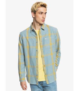 QUIKSILVER New - Overhemd met Lange Mouw voor Heren