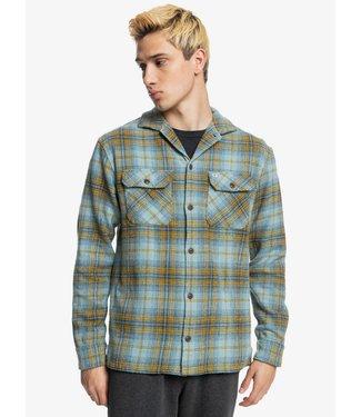 QUIKSILVER Lyneham - Overhemd met Lange Mouw voor Heren
