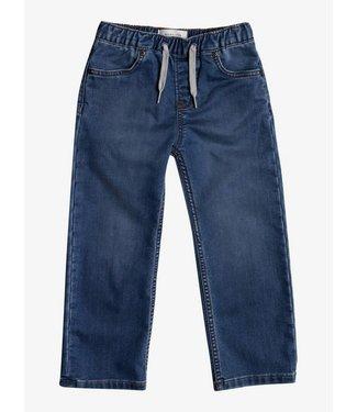 QUIKSILVER Elastic Aqua Cult Aged - Regular Fit Jeans voor Jongens 2-7