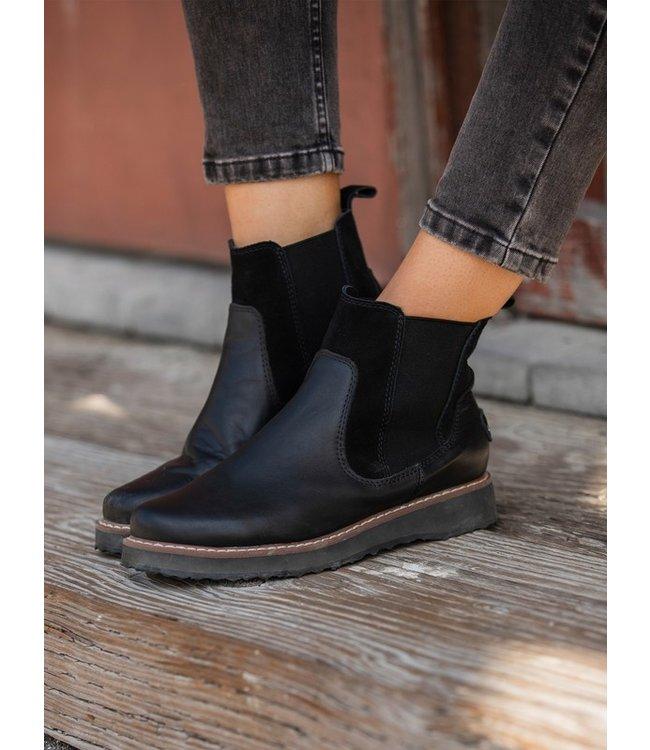 ROXY Marren - Leather Boots for Women