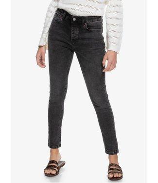 ROXY Cool Memory Black - Skinny Jeans voor Dames