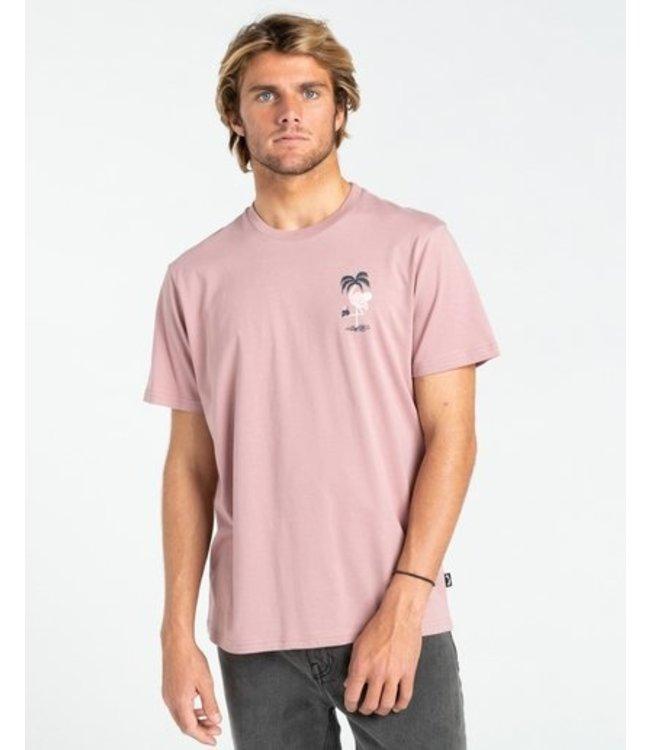 Billabong Paradise Lost - T-shirt voor Heren