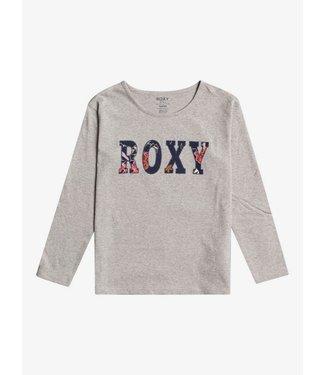 ROXY The One - T-shirt met Lange Mouw voor Meisjes
