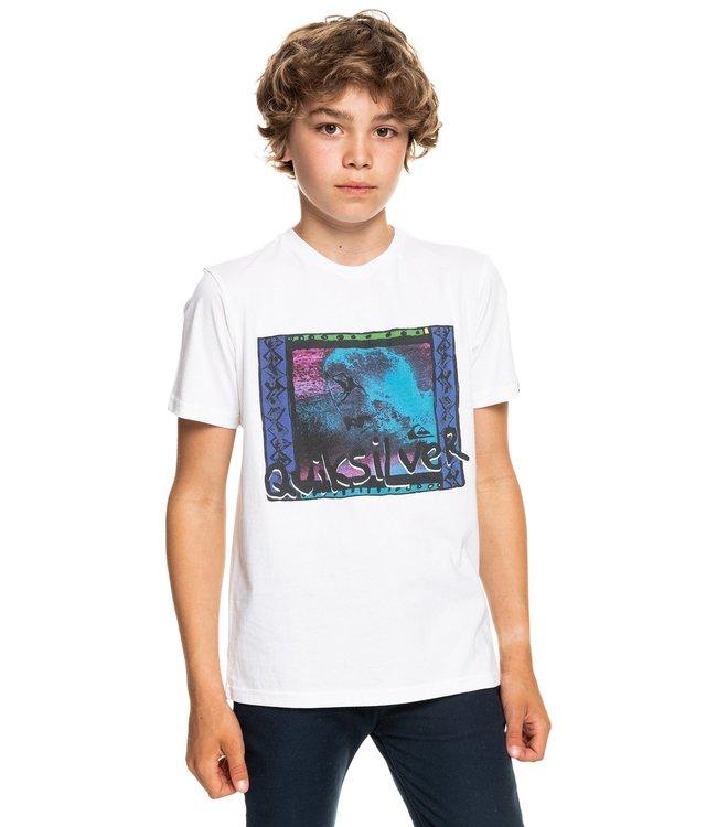 QUIKSILVER Future Islands - T-shirt voor Jongens