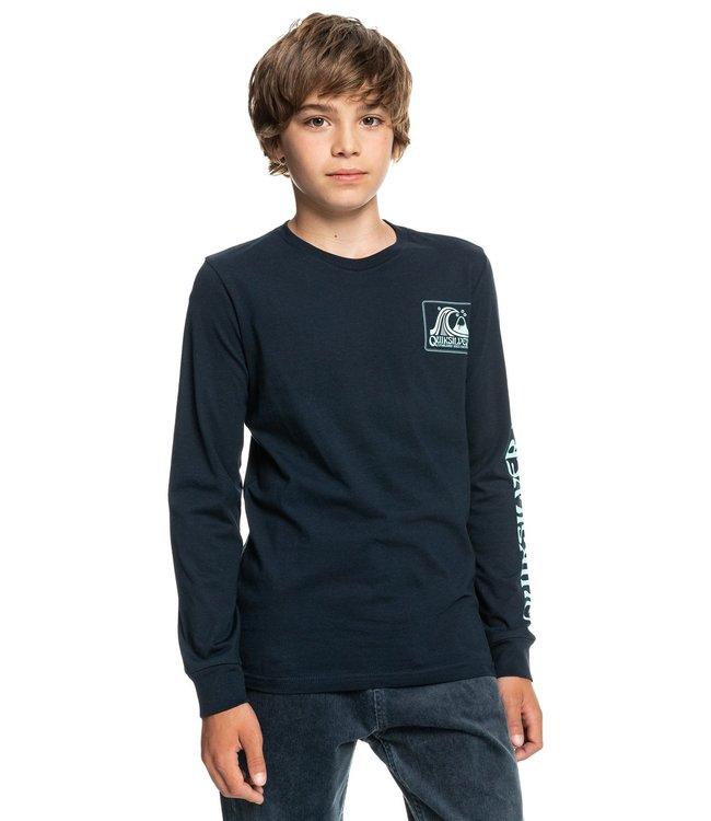 QUIKSILVER Seaquest - T-shirt met Lange Mouw voor Jongens