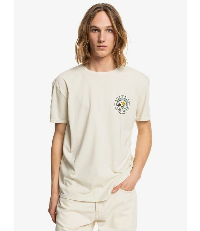 QUIKSILVER Mountain View - T-shirt voor Heren