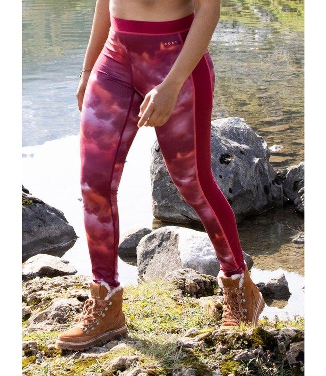 ROXY Frosted S - Technische Legging voor Dames