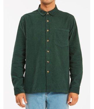 Billabong Wrangler Bowie - Corduroy Overhemd voor Heren