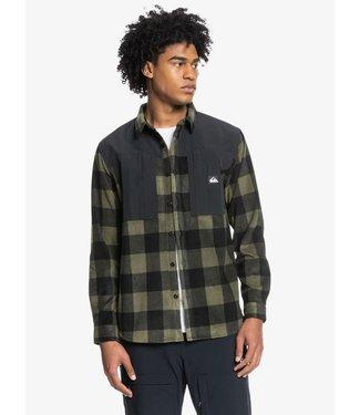 QUIKSILVER North Seas - Overhemd met Lange Mouw voor Heren