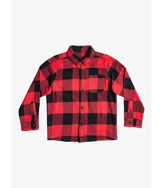 QUIKSILVER Motherfly - Overhemd met Lange Mouw voor Jongens 2-7