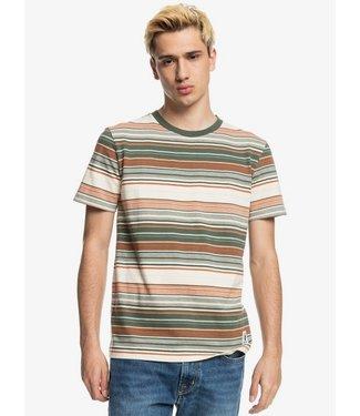 QUIKSILVER Ben Tre - T-shirt voor Heren