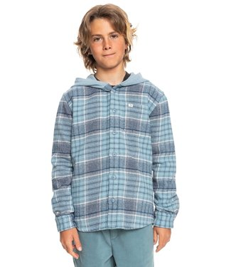 QUIKSILVER Halidon - Overhemd met Lange Mouw voor Jongens