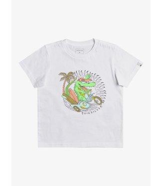 QUIKSILVER Sidecar Croco - T-shirt voor Jongens 2-7