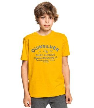 QUIKSILVER Closed Tions - T-shirt voor Jongens