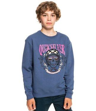 QUIKSILVER Bike Skulls - Sweater voor Jongens