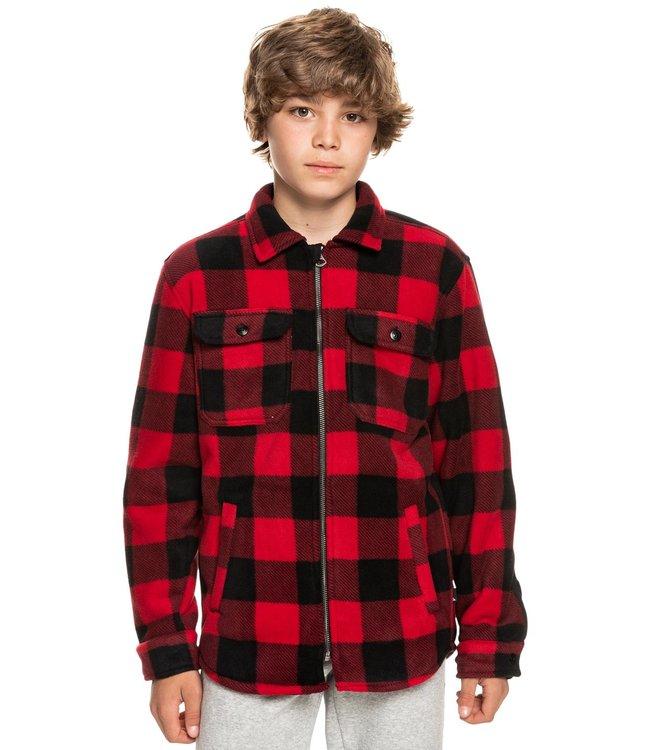 QUIKSILVER Tolala - Fleece Overhemd voor Jongens