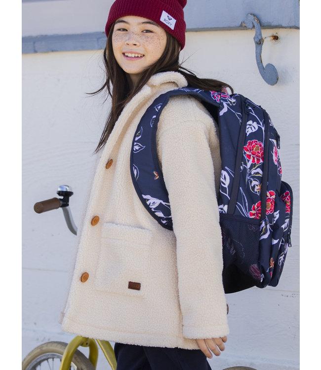 ROXY Runaway Baby - Sherpa Jas voor Meisjes