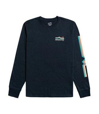 Billabong Denver - T-shirt met Lange Mouw voor Heren