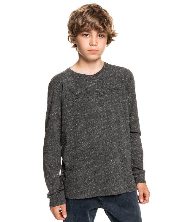 QUIKSILVER New Slang - T-shirt met Lange Mouw voor Jongens