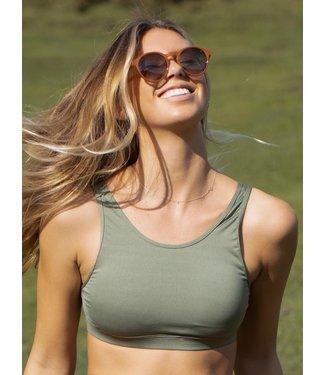 ROXY Tropic Sky - Sportbeha met Medium ondersteuning voor Dames