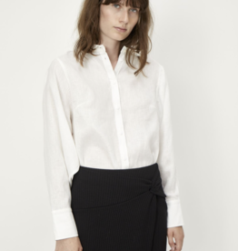 Just Female Linneda blouse white