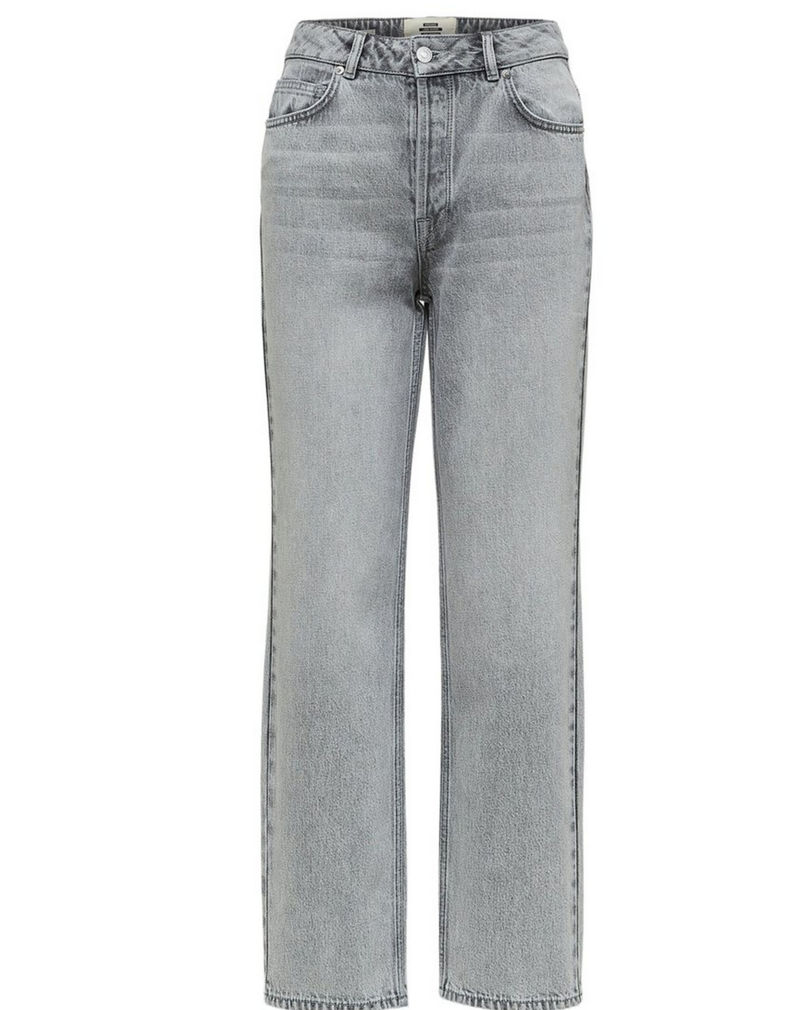 Selected Femme Kate jeans grey