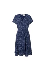 Mads Norgaard Degina Dress Dots Blue