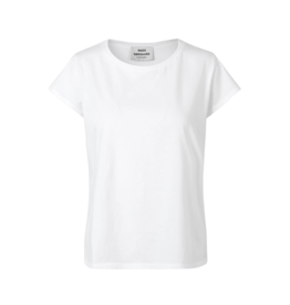Mads Norgaard Teasy SS basic white