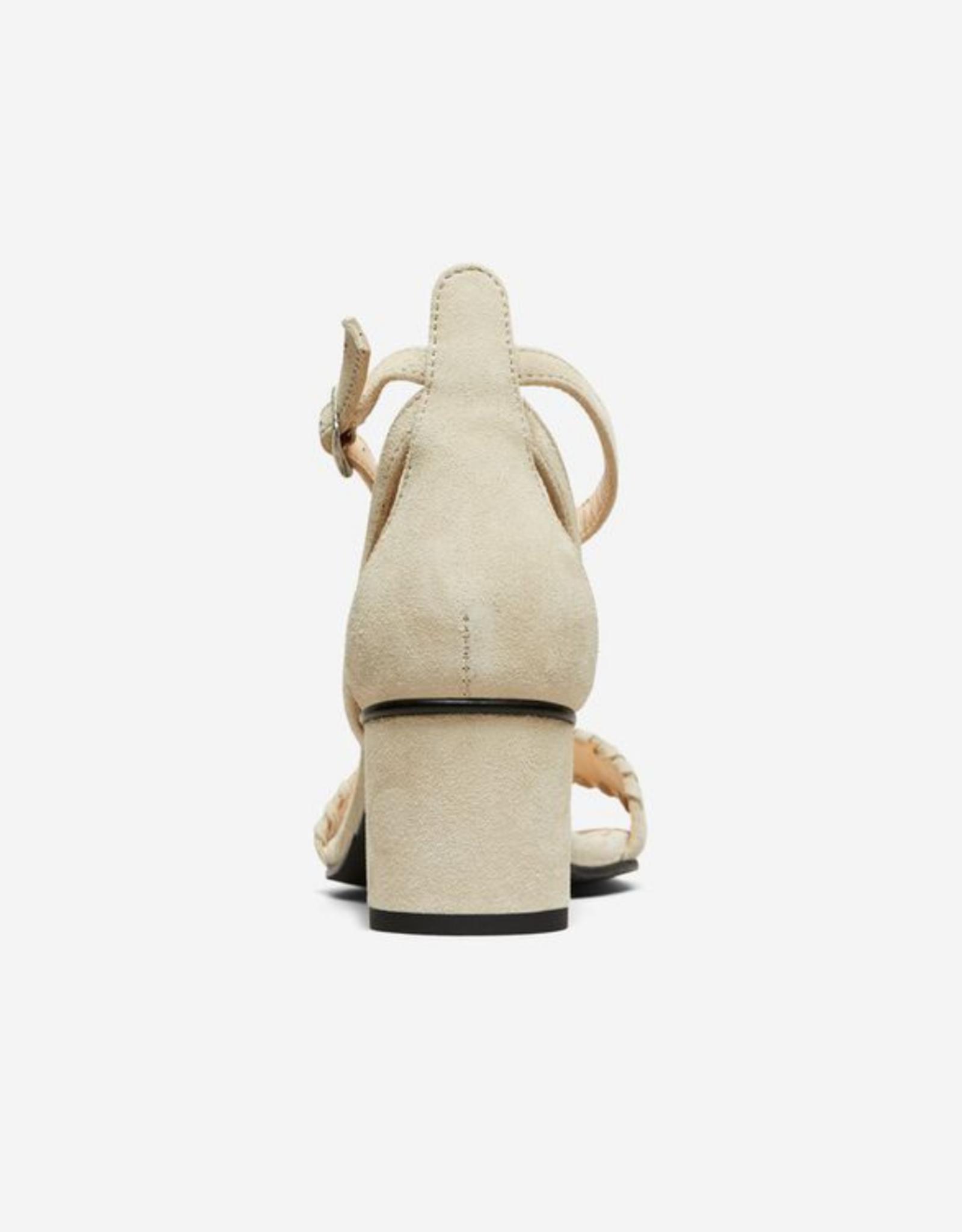 Selected Femme Merle high heel sand