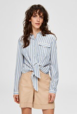 Zenia LS Blouse Stripes
