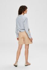 Selected Femme Zenia LS Blouse Stripes