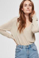 Linel knit beige
