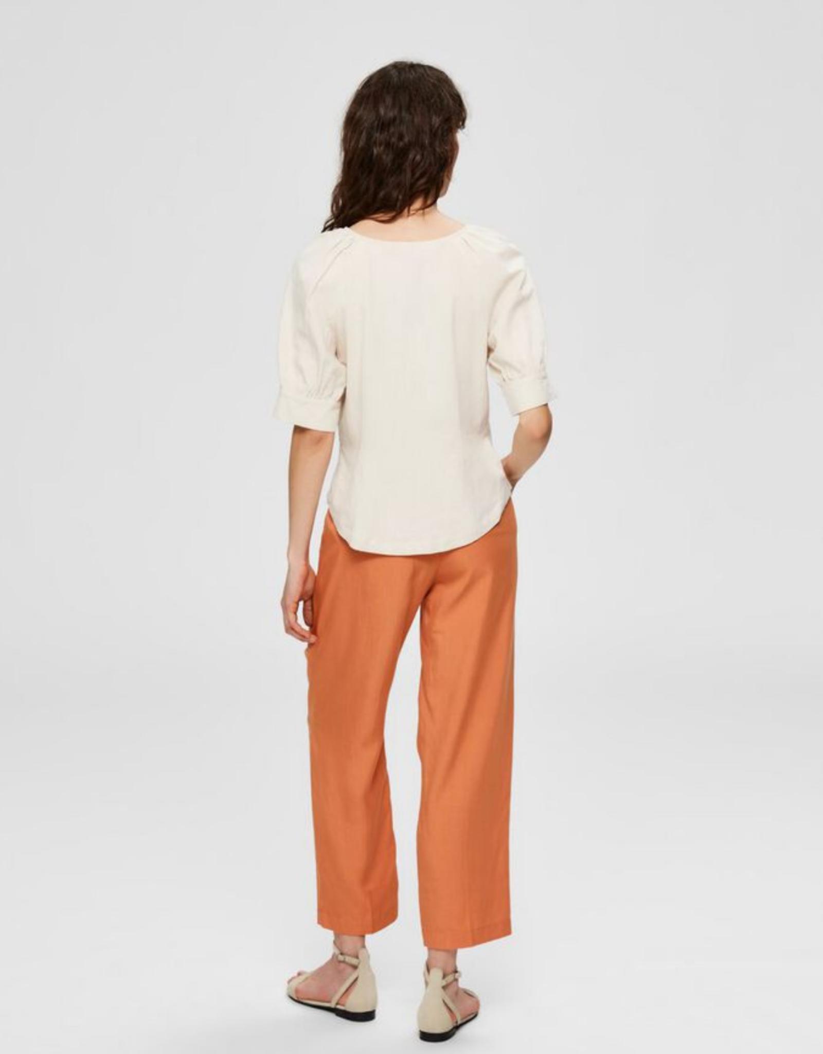Malvina blouse Beige