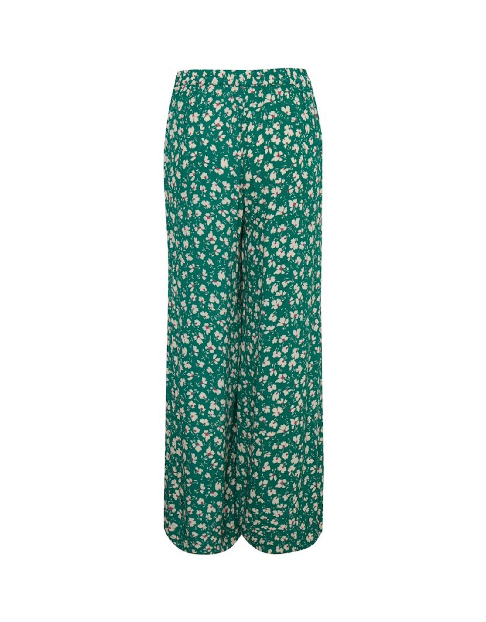 Soaked in Luxury Jacinto Pants green