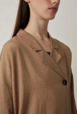 Just Female Priya Dress brown