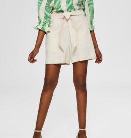 Selected Femme Malvina shorts beige