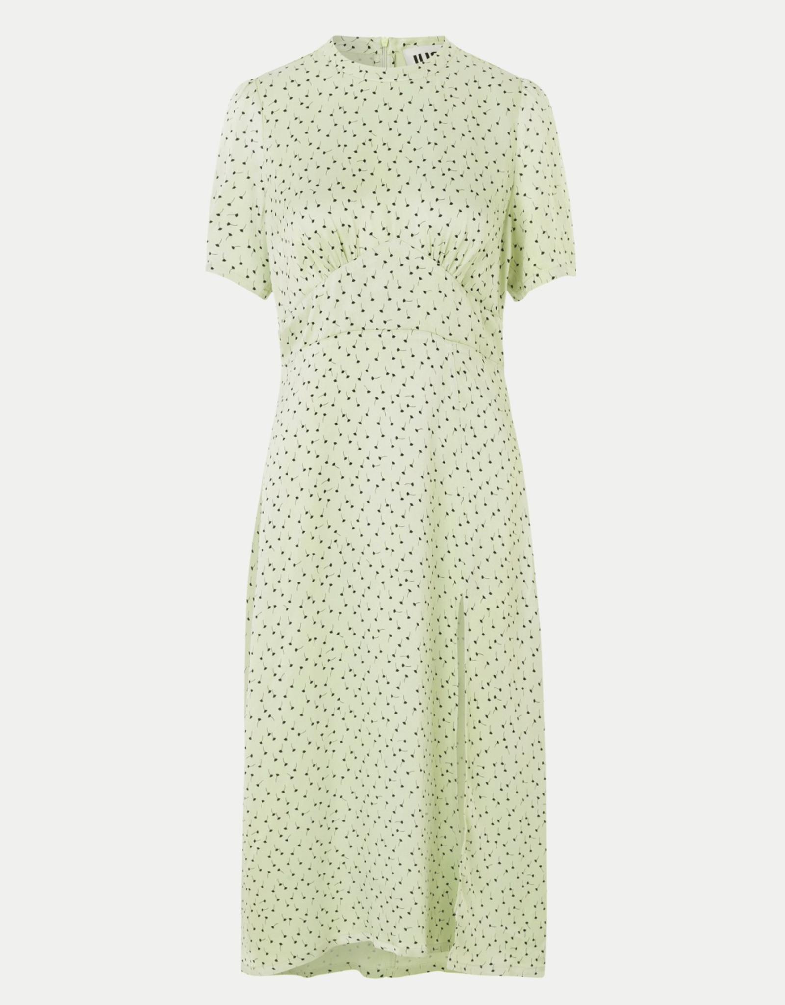 Just Female Marielle dress green