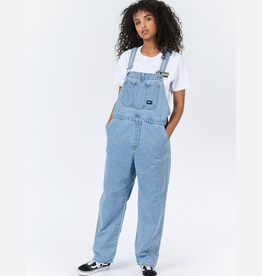 Dr Denim Iowa dungaree denim