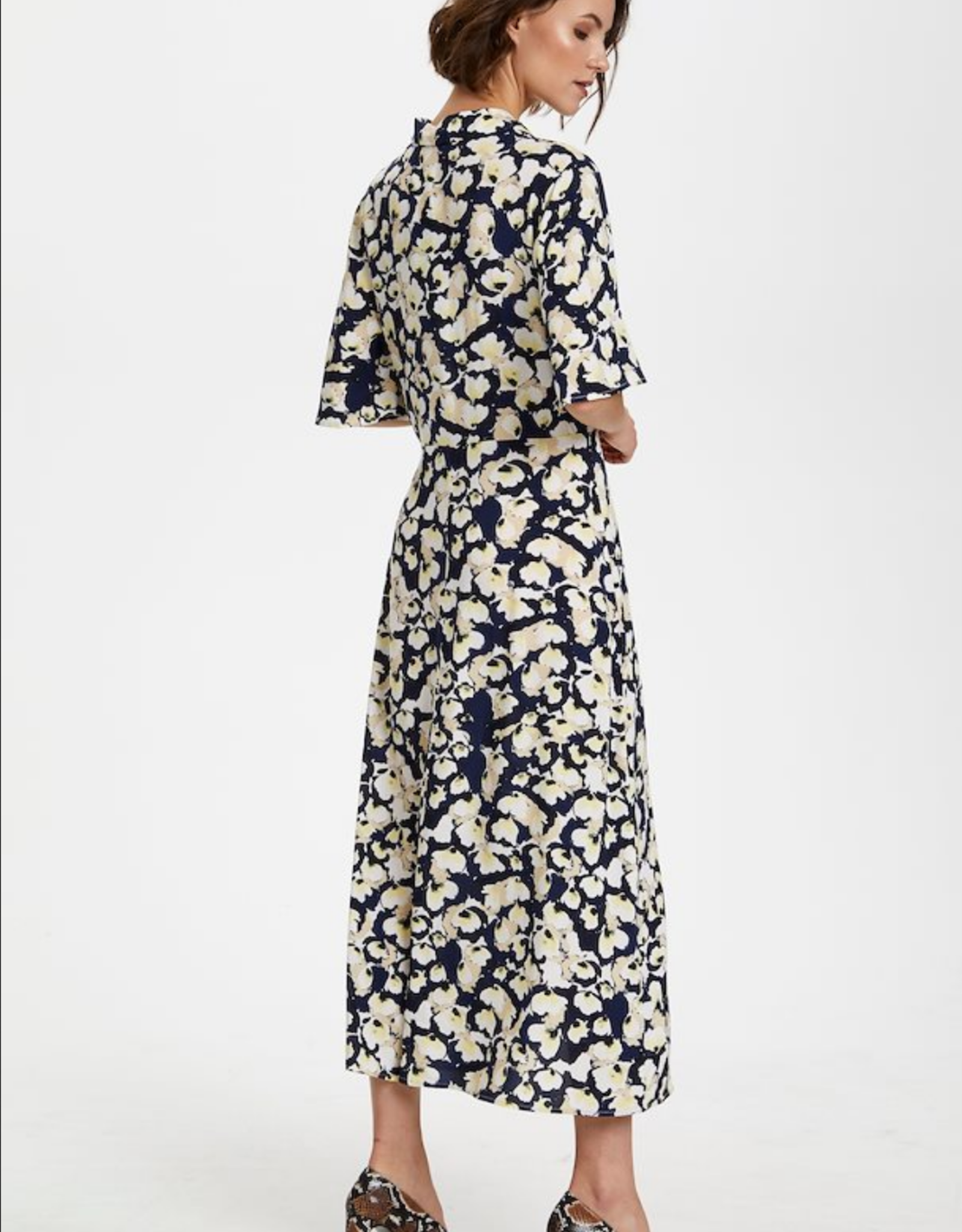 Soaked in Luxury Rafina Shirt Dress floral