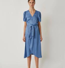 Just Female Julissa Dress Blue