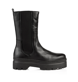 Aya leather black